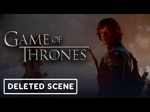 Game of Thrones Deleted Scene - The Battle of Winterfell Character Death