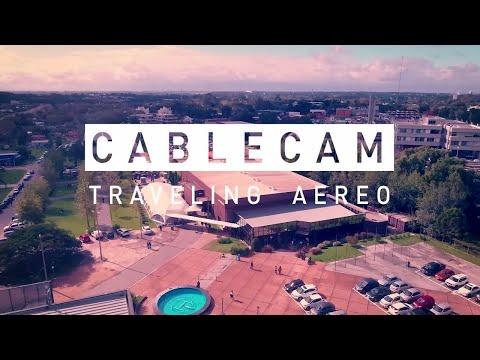 Marketers 2018, Cable Cam de Airworksmedia Uruguay y Drone 5.
