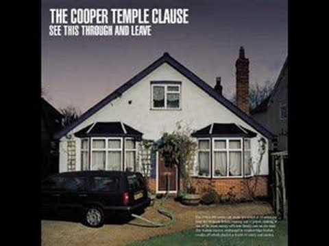 The Cooper Temple Clause - Murder Song