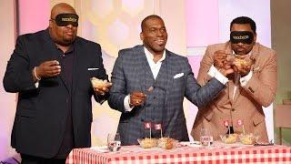 The Preachers' Church Bake-Off: Peach Cobbler Showdown