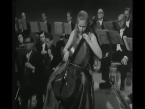 Jacqueline du Pre & Daniel Barenboim -  Elgar Cello Concerto