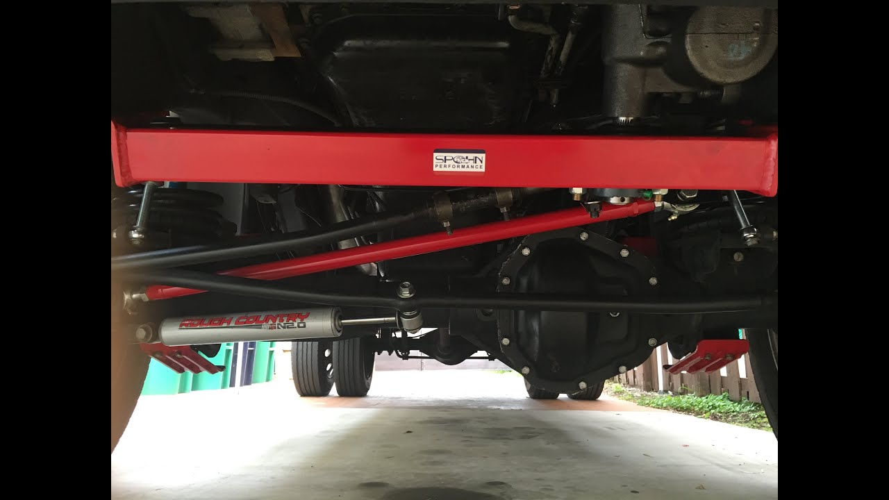 How To Install Adjustable Track Bar: 2000-2002 Dodge Ram ...