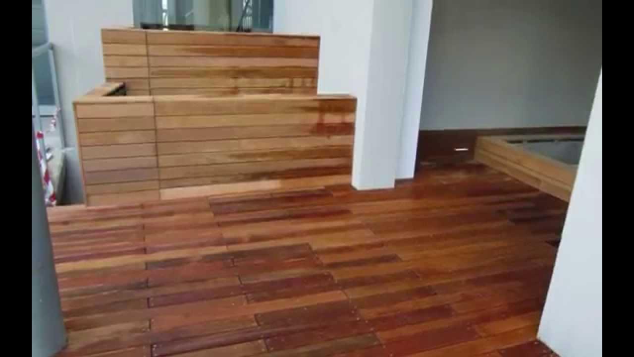 Ipe pavimenti in legno per esterno youtube - Pavimenti in legno per esterno ...