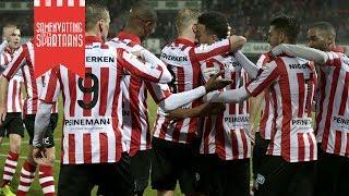 Video Gol Pertandingan Sparta Rotterdam vs Heracles