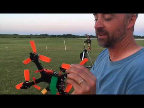 Wichita's world drone champion Brian Morris has 2 hours to win