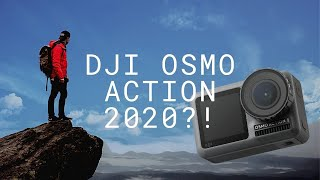 Lohnt sich die DJI Osmo Action in 2021 🤔📷 Retro-Review