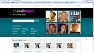 Download Somali Music MP3