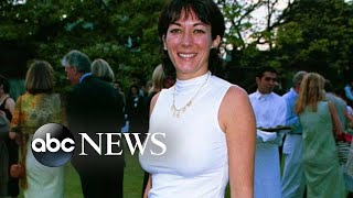 Judge orders release of documents in Ghislaine Maxwell case l GMA