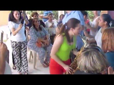 Saxofonista Dominicano – Merengue tipico by Ambarlucia
