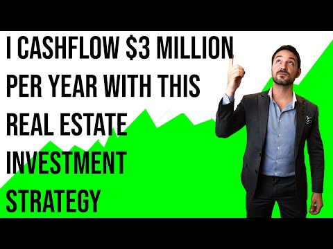 My Millionaire Real Estate Investment Strategy Going into 2020