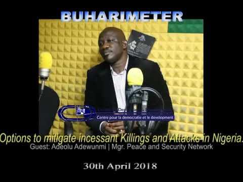 Buharimeter Radio 30042018