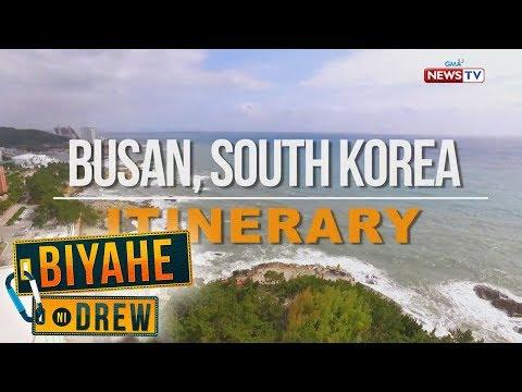 Biyahe ni Drew: Busan, South Korea Itinerary