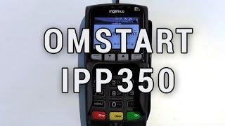 OMSTART AV KORTTERMINAL - NETS iPP350