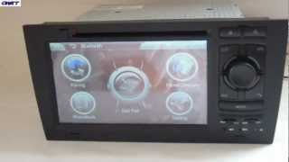 LedLife.lv Test - Audi A6 Car PC / GPS / DVD-Player / Bluetooth / USB / RDS  .mp4