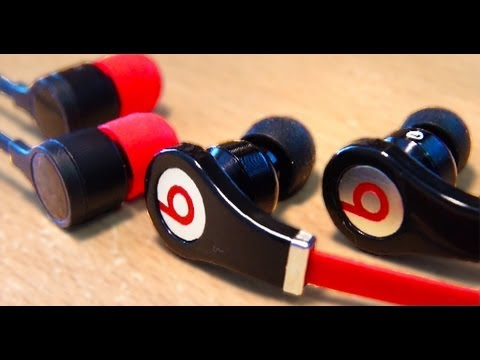 BEATS Vs HTC ONE EarPhone Comparison / Test