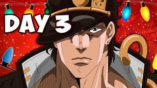 8 days of jojomas day 3 jotaro kujo