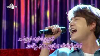 Gambar cover 【TVPP】KyuHyun(Super Junior)- Goodbye for now , 규현(슈퍼주니어) - 다시 만나는 날 @Radio Star