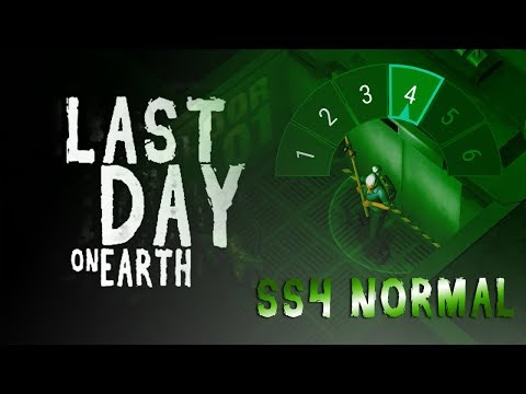 LAST DAY ON EARTH - SS4 Bunker Alpha !