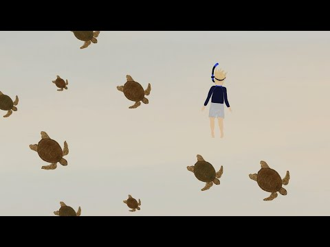LUKAS DOLPHIN - SWIMMING WITH TURTLES [Official Video]