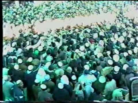 janaza Janab Hazrit Sahib  pir Qazi Sadiq (r a) Gulhaar Shareef kotli Azad Kashmir PART 4-2