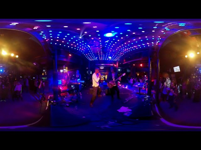 Juha @Vegstock 2018 - Filmed by StevePaulSounds360VR for ChannelCreatives