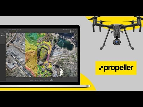 Powerful Drone Software For Mining, Aggregates And Construction