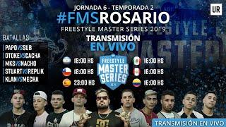 FMS ARGENTINA - Jornada 6 #FMSROSARIO Temporada 2019