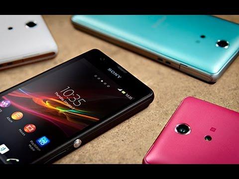 Sony Xperia ZR, Nuevo Telfono Android