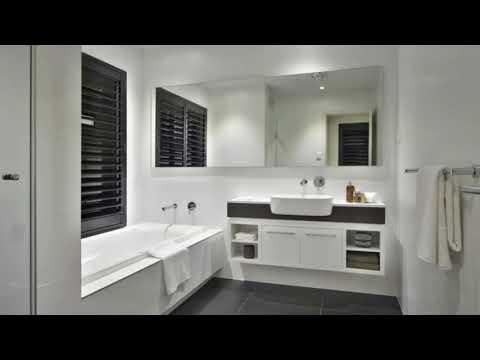 Bathroom Ideas Black Floor Tiles