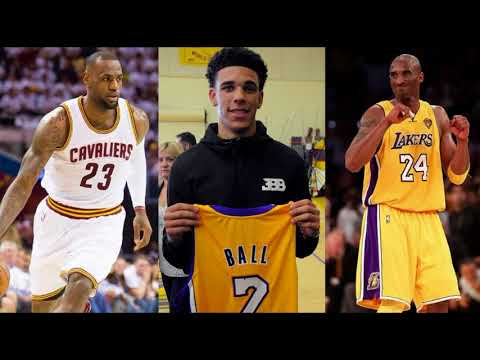 Lonzo Ball Had Better College Stats Than Kobe And Lebron Combined