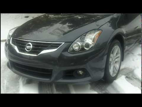 2010 Altima 2.5 S Coupe Road Test and Review by Drivin' Ivan Katz
