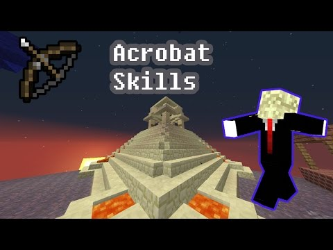 8 Skills You Should Know To Be A Good Acrobat | Minecraft Annihilation
