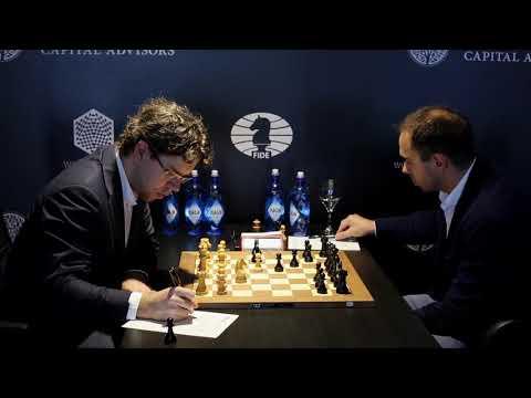 FIDE World Chess Palma Grand Prix round 8 REVIEW