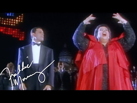 Freddie Mercury & Montserrat Caballé - The Golden Boy  at La Nit 1988