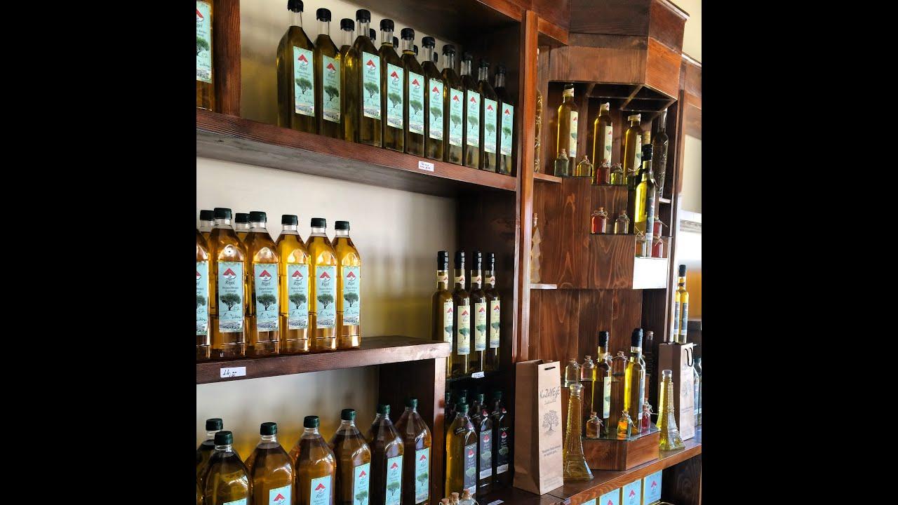 маслины и оливки разница