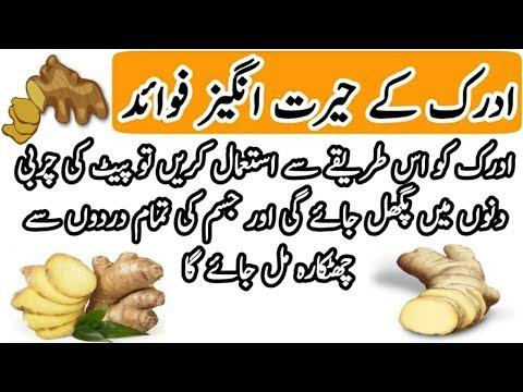 ginger benefits/adrak ke fayde/adrak ke faide/adrak ke fawaid/ginger ke fayde/ginger benefits urdu/h