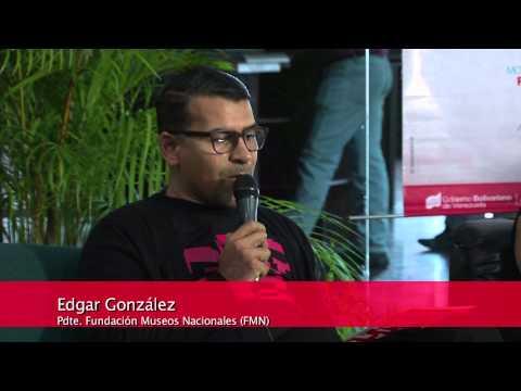 Edgar González (FMN), Foro Permanente de Pensamiento y Acción. Estética de la Revolución