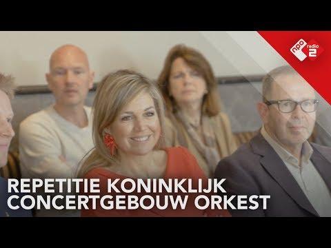 Repetitie Koninklijk Concertgebouw Orkest   NPO Radio 2