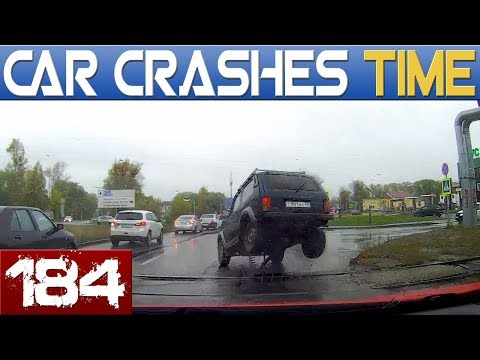 driving-fails-compilation---mad-drivers-&-instant-karma---best-of-dashcams-#184