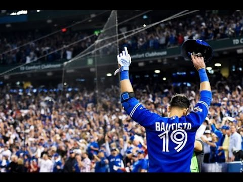 Jose Bautista Incredible 2015 Highlights
