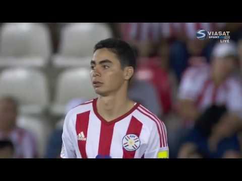 Miguel Almirón vs vs Ecuador (Home) - Eliminatorias Sudamericanas 23/03/2017