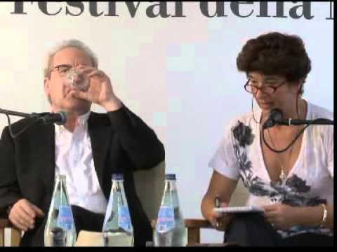Festival della Mente 2010 - John Banville con Ranieri Polese
