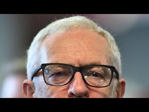 Corbyn makes Tory 'secret plan' NHS claims to detract from anti-semitism row | General Election 2019