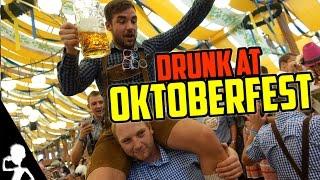 Drunk At Oktoberfest In Munich (Germany) | The Wiesn Diaries | Episode 2
