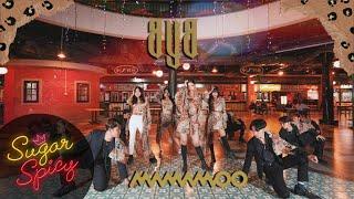 [KPOP IN PUBLIC]마마무 (MAMAMOO) - AYA [Agrabah Ver.] Dance Cov…