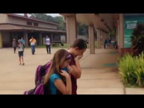 Children at Kamalii Elementary School can't breathe because of smoke from HC&S