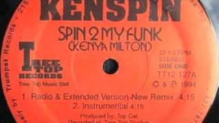 Kenspin - Spin 2 my funk REGULAR 1994