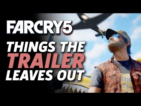Far Cry 5's First Trailer And What It Doesn't Tell You