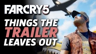 Far Cry 5's Trailer And What It Doesn't Tell You