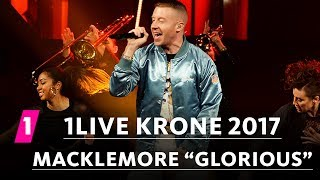 "Macklemore - ""Glorious"" LIVE 